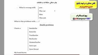 آموزش مکالمه آیلتس- IELTS -استاد علی کیانپور-100% تضمینی