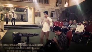 ترانه جدید و  شاد بختیاری. از محمدرضاامینی