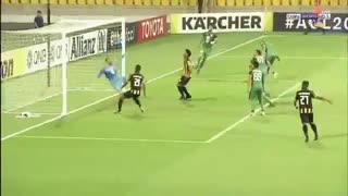 خلاصه بازی الاتحاد عربستان 2 - ذوب آهن 1