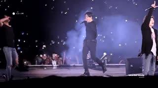 کنسرت BTS در Los Angeles فوکوس روی جیمین اجرای آهنگ Make It Right / بی تی اس