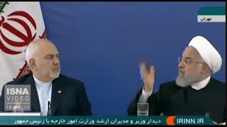 سخنان رئیسجمهور در دیدار وزیر و مدیران وزارت امور خارجه