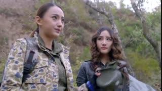 قسمت دوازدهم سریال چینی بادیگارد ( دختر آتشین) hot girl با زیر نویس فارسی