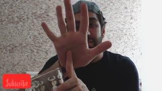آموزش شعبده بازی رد کردن سکه از شیشه !!!(آسون و خفن)