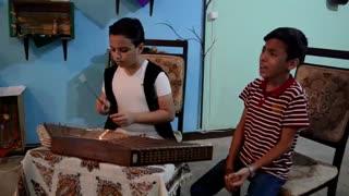 یادش به خیر- آهنگساز: استاد علی تجویدی- سنتور: عرشیا احدی، آواز: آرش حاج تقی