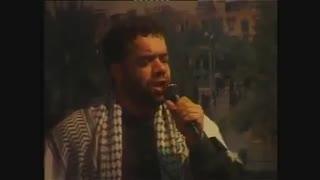 حاج محمود کریمی -زمینه(جانم زینب)