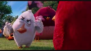 پرندگان خشمگین The Angry Birds Movie با دوبله فارسی