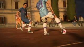 تریلرگیمپلی بخش VOLTA بازی FIFA 20