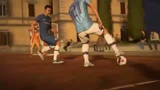 اولین نمایش از گیمپلی حالت VOLTA بازی FIFA 20