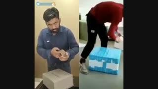 کارگر ایرانی vs کارگر ژاپنی