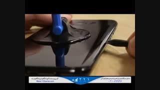 آموزش تعویض صفحه نمایش گوشی گلکسی اس 8
