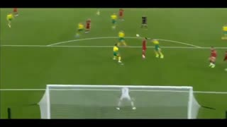خلاصه بازی لیورپول 4 - نوریچ سیتی 1 (لیگ برتر انگلیس)