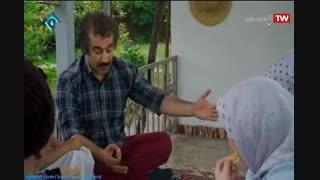 پایتخت 5 - نقی معمولی خانوادهشو به سفر ترکیه میبره؟!!!