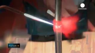 جدیدترین دستگاه جوشکاری که از آب آتش می سازد