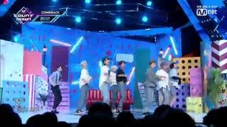 comeback stage / humph /pentagon