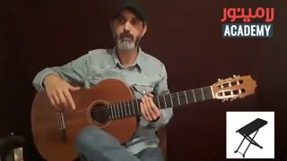 آموزش گیتار جلسه اول – بیش از 1000 دقیقه ویدیو رایگان آموزش گیتار