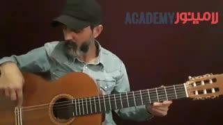 آموزش گیتار  - زیر و بمی صدا و نام سیم های گیتار برای مبتدی ها
