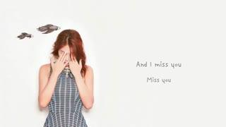 (Soyou) - I Miss You | سویو به نام دلم برات تنگ شده | متن شعر فارسی در ادامه متن