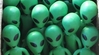 در جستجوی بیگانگان فضایی