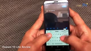 ویدئوی بررسی و آنباکس گوشی هواوی مدل Y5 lite