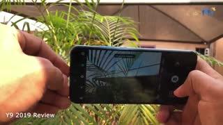 ویدئوی بررسی و آنباکس گوشی هواوی مدل Y9 2019