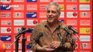 کمدی مهران مدیری : سریال عطسه ، مصاحبه خبری و تبانی در فوتبال