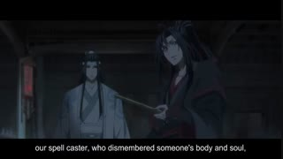 انیمه چینی و زیبای  Mo Dao Zu Shi فصل دوم قسمت اول با زیرنویس فارسی