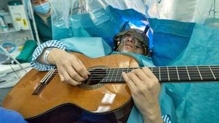 تأثیر موسیقی بر کاهش اضطراب بیماران