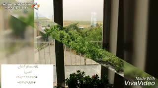 بومگردی و خانه مسافر آرامان در نمین