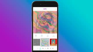برنامه ساخت فایل گیف GIF X مخصوص iOS - گجت نیوز