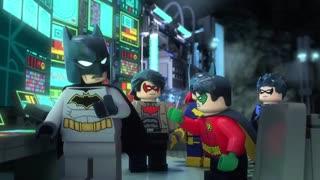 """""""لگو دی سی : بتمن مسائل خانوادگی """" LEGO DC Batman Family Matters 2019"""