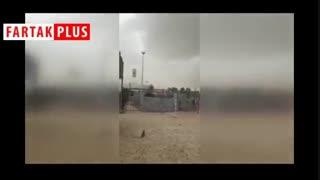 باران تند در صحرای عرفات و روز عرفه امسال