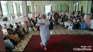 رقص پیرمرد 90 ساله-هرات