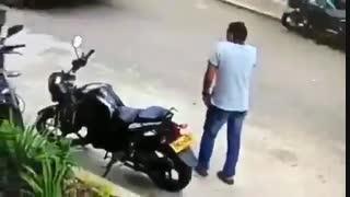 دزدی موتور