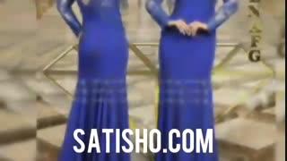 کالکشنی از مدل لباس مجلسی بلند جدید و شیک ۲۰۱۹ (۵۰ عکس)