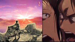 Attack on titan OST S2_ AOTs2M他1
