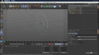 آموزش سینمافوردی : موشن گرافیک Cinema 4D R20 Essential Training : Motion Graphics