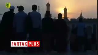 دعوت عراقیها از ایرانیها برای راهپیمایی اربعین