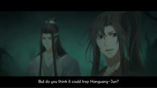 انیمه چینی و زیبای  Mo Dao Zu Shi فصل دوم قسمت دوم با زیرنویس فارسی