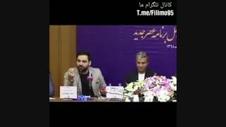 حمله تند احسان علیخانی به پریناز ایزدیار:کجای تلویزیون رقصیدی؟