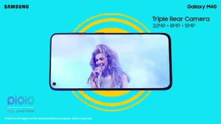 گوشی موبایل سامسونگ مدل Galaxy M40