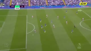 خلاصه بازی چلسی 1 - لسترسیتی 1 ( لیگ برتر انگلیس )