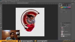 طراحی بنر اینستاگرام در فتوشاپ - بازی با پیکسلها - فیلم دوم