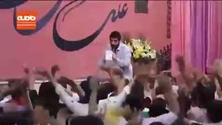 مولودی زیبای جشن عید غدیر خم با نوای سید مجید بنی فاطمه