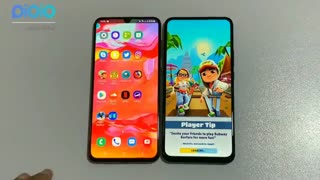 مقایسه و بررسی گوشی های A70  و  Y9 prime