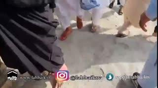 آیتم برنامه با کاروان10-لبخند محمدی