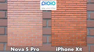 مقایسه و بررسی گوشی های  هواوی مدل Nova 5i Pro  و آیفون xr