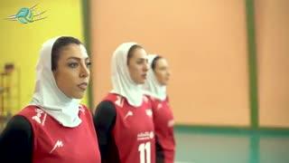 بانوان ملیپوش والیبال ایران آماده و مصمم برای ادامه مسابقات قهرمانی آسیا