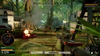 تریلر رونمایی از بازی Predator: Hunting Grounds