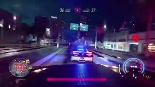 اولین گیمپلی از بازی Need for Speed: Heat