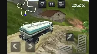 Extreme Off-Road 4x4 Logging Truck: Highway Driver